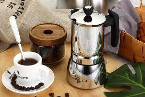 Comment faire un bon café avec cafetière italienne